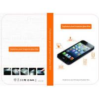 Quality tempered glass screen protector for iphone 5/5s/5c for sale