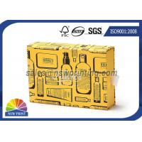 Quality Skin Care Gift Sets Paper Packaging Box Rigid Drawer Shaped Luxury Gift Boxes for sale
