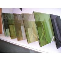 Quality 3mm-10mm Bronze/Blue/Grey/Green Tinted/Stained glass for sale