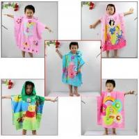 Quality Kids Hooded Poncho Towel (pH120510-1) for sale
