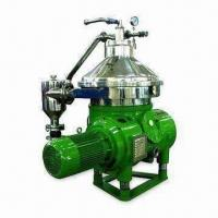 Quality Biodiesel Centrifuge for Separating Reaction Mixture, Produced by Transesterification for sale
