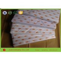 China 17gsm Printed Tissue Wrapping Paper Roll / Flat Tissue Paper For Packing Clothes on sale