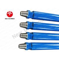 Quality DTH Hollow Drill Rod Top Hammer Drilling Tools For Geothermal Exploration Hole for sale