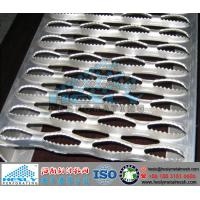 Quality Perforated Metal Sheet, Antiskid Plate,Alligator Mouth Antiskid Plate for sale