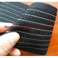 Quality Elastic stretch mesh un-brushed (un-napped) loop for sale