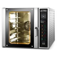 Quality 5 Trays Electric Convection Oven All Stainless Steel Body with Spray Function FMX-O228B for sale