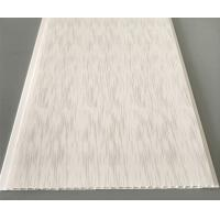Quality Professional Hot Stamping Pvc Panels Ceiling / Kitchen Ceiling Cladding Panels for sale