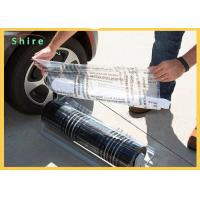 Buy cheap Break Point Adhesive PE Protection Film For Auto Carpet Easy Peel Off from wholesalers