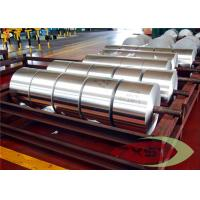 Quality 3004 Alloy H18 Temoer Aluminium Coils For Continuous Casting , Aluminum Strip for sale