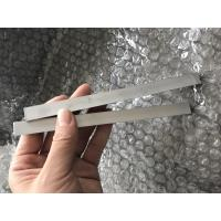 Quality High Transverse Rupture Strength Tantung G TTG 25 Wearing Bars Silver And Grey Color for sale