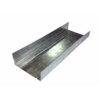 Galvanized Light Steel Keel Cauterization Resistant For Drywall Partition