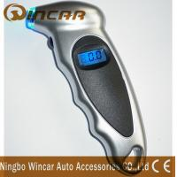 Quality Universal Diagnostic Digital Air Pressure Gauge For Bicycle / Bike / Car Tires for sale