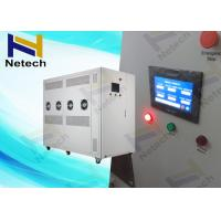 China Ozone Generator PLC Control In Cooling Tower Water Disinfection Sterilization on sale