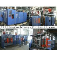 Quality High Speed Servo  Automatic Blow Molding Machine For Blowing Bottles for sale