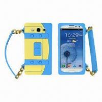 Quality Fashionable Silicone Case for Samsung Galaxy 9300 for sale