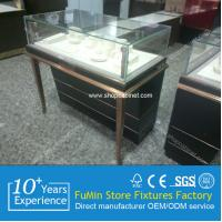 Quality With 16 Years Manufacturer Experience Acrylic Glass Jewelry Showcase for sale