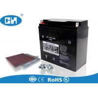 Quality AGM Sealed 250cc Motorcycle Battery 12v 17Ah Rechargeable Maintenance Free for sale