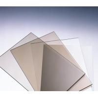 Buy Anti Scratch Polycarbonate Solid Sheet / Pc Solid Sheet  For Commercial Streets at wholesale prices