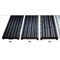 Quality BQ NQ HQ PQStrong temperature resisting with high intensity  Plastic Drilling Core Tray for sale