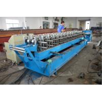 Quality 1.5 - 2mm Steel Door Frame Roll Forming Machine 11.0Kw Cold Roll Forming Equipment for sale