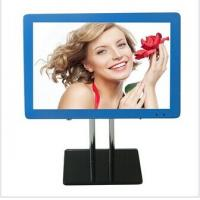 Quality High Resolution 10 inch USB 2.0 LCD POP Display Screen With Metal Stand for sale