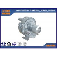 China 7.5KW Side Channel Blower , gas ring type compressor , aluminum alloy vacuum pump on sale