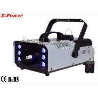 Quality 900W 3 In1 RGB LED Fog Machine Portable With DMX512  For Commercial Use  X-026D for sale
