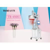 Quality LED Light Laser Beauty Equipment Hair Growth /  Laser Hair Loss Therapy Machine for sale