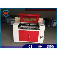 Quality Homemade CNC Co2 Portable Laser Cutting Machine For Wood High Efficiency for sale