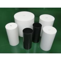 Quality Molded PTFE Teflon Rod / PTFE Rod For Bonding , 100mm - 3000mm for sale