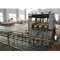 Quality Automatic 3.2KW Water Barrel Filling Machine SUS304 Water Bottle Filler 5 Gallon for sale