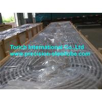 China ISO9001-2008 Approved SA213 U Bend Tube , Bending Stainless Steel Tubing on sale