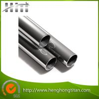 China ASTM B338 Gr9 Titanium Tube&Pipe for Heat Exchanger High Quality on sale