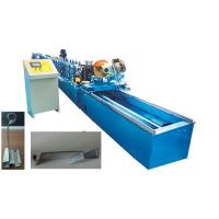 PLC Bottom Profile Shutter Door Roll Forming Machine 20 Stations