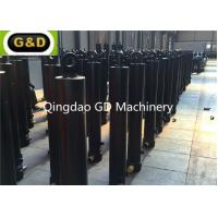 Quality Single Acting Constant Velocity Telescopic Hydraulic Cylinders for Trailer Lifting for sale