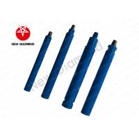 Buy Blue Water Well Drilling Hammer DTH Drilling Tool BR1 / BR2 / BR3 Shank Style at wholesale prices