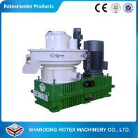 Quality Ring Die Beech Wood Press Pellet Machine CE Approved Highly Performance for sale