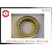 Quality NU410  NTN Cylindrical Roller Bearings NSK  P5  Heavy Load For Machine for sale