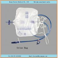 Quality Disposable Urine Bag 2000ml with Different Valve for sale