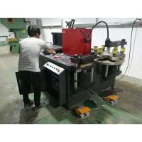 China 50 tons CNC busbar bending cutting and punching machine for copper and aluminum for sale