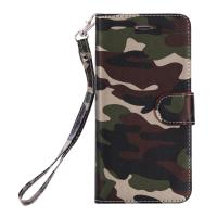 Multi Colors IPhone Leather Wallet Case For IPhone 7 Business Use Logo Custom