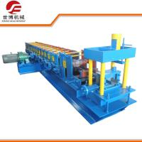 Quality Automatic C Type Quick Change Steel Purlin Roll Forming Machine Line for sale