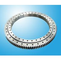 Quality Slewing Ring Bearings External Gear Single With Single Row Bearing For excavating machine for sale
