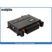 Quality Multi Link IP MESH Communication Robust Ethernet Wireless Transceiver up to 40MHz for sale