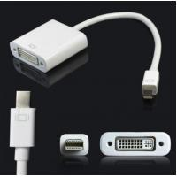 Quality Mini Display Port MDP Male to DVI Female Adapter Cable for sale