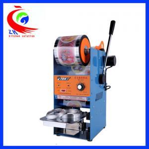 Quality Semi Automatic Sealer Coffee Shop Equipment Plastic Bag Sealing Machine for sale
