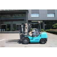 1670mm Long Small Fork Truck , 4.5m 2 Stage Mast Forklift 3.5 Ton 500mm Load Center
