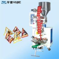 China Automatic triangle/pyramid  bag Packing Machine for food on sale