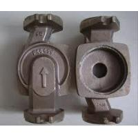 Quality Hydraulic Casting Parts/Water Pump Castings/Iron Castings for sale