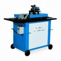 Quality Pittsburgh Lock Machine with Easy Roller Changing, Best Performance and Endurance for sale